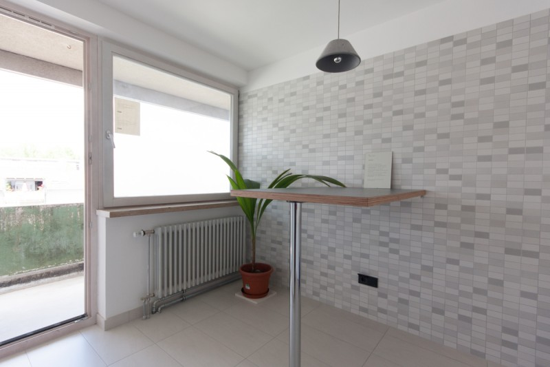 Wohnung Unterhaching Balkon Essbereich